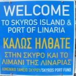 The Skyros Island